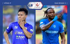 TRỰC TIẾP BÓNG ĐÁ, CLB Hà Nội 3-0 Than Quảng Ninh: Thế trận áp đảo, bàn thắng liên tiếp!