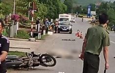 Xe đầu kéo gây tai nạn rồi bỏ chạy