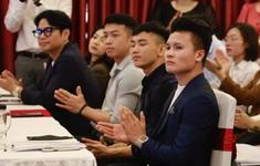Quang Hải tham dự lễ khai giảng, trở thành sinh viên ĐHQG Hà Nội