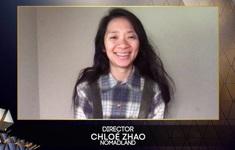 Chloé Zhao - người phụ nữ thứ 2 làm nên lịch sử của BAFTA