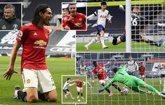 Tottenham 1-3 Man Utd: Ngược dòng mãn nhãn