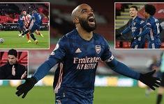Sheffield United 0-3 Arsenal: Chiến thắng cách biệt