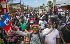 7 giáo sĩ bị bắt cóc đòi tiền chuộc ở Haiti