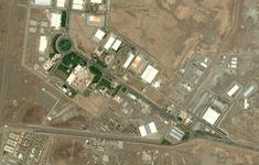 Iran sẽ tiếp tục làm giàu urani tại cơ sở hạt nhân Natanz