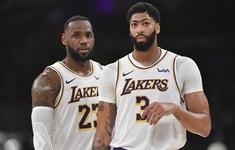 Los Angeles Lakers sắp đón chào sự trở lại của bộ đôi ngôi sao