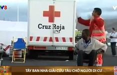 Tây Ban Nha giải cứu tàu chở người di cư ở quần đảo Canary