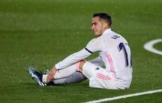Real Madrid nhận tin dữ về tình hình chấn thương của Lucas Vazquez