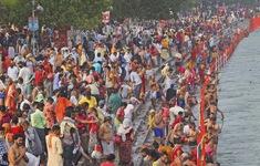 Ấn Độ phá kỷ lục thế giới về số ca mắc COVID-19 trong một ngày