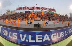 [Infographic] Thống kê vòng 9 - giai đoạn 1 LS V.League 1-2021: Sân Quy Nhơn mở hội