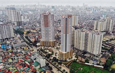 Giá chung cư Hà Nội vẫn tăng trong năm 2021