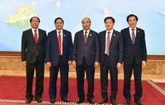 Giới thiệu chữ ký của Thủ tướng Phạm Minh Chính và 2 tân Phó Thủ tướng