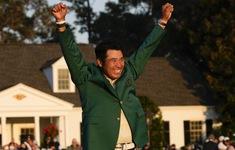Hideki Matsuyama vươn lên hạng 14 golf thế giới