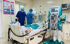 Hạ thân nhiệt chỉ huy cứu bệnh nhân hôn mê sâu, ngừng tuần hoàn