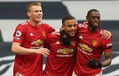 Manchester United rớt giá trên BXH của tạp chí Forbes