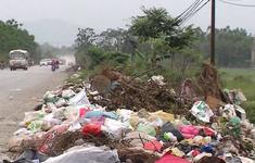 Tồn đọng hàng chục điểm tập kết rác sai quy định tại ngoại thành Hà Nội