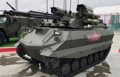 Nga thành lập đơn vị robot tấn công đầu tiên