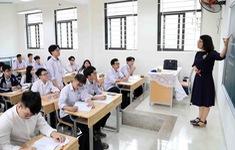 Ngày 11 và 12/5, học sinh lớp 12 của Hà Nội sẽ kiểm tra khảo sát