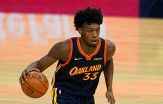 James Wiseman mang tin buồn tới Golden State Warriors