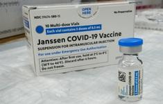 Mỹ yêu cầu dừng tiêm vaccine COVID của Johnson & Johnson