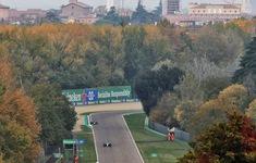 F1: GP Emilia - Romagna thay đổi thời gian tổ chức