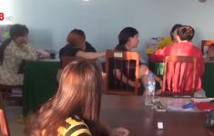 Giải cứu 8 thiếu nữ bị ép bán dâm