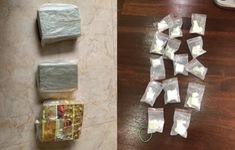 Hà Nội: Triệt phá ổ nhóm mua bán trái phép mua bán ma túy số lượng lớn