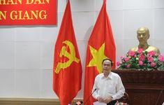 Phó Chủ tịch Quốc hội Trần Thanh Mẫn đánh giá cao công tác chuẩn bị bầu cử ở Tiền Giang, Long An