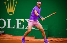 Nadal dễ dàng chiến thắng tại vòng 3 Monte Carlo 2021