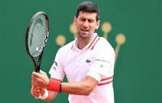 Novak Djokovic thua sốc tại vòng 3 Monte Carlo 2021