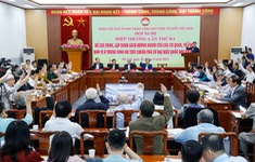 Chốt danh sách 205 người ứng cử đại biểu Quốc hội khóa XV ở Trung ương