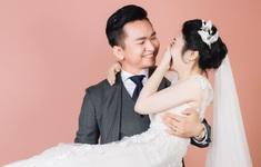 MC Hạnh Phúc khoe ảnh cưới cùng tin vui, kể chuyện đám cưới đúng dịp COVID