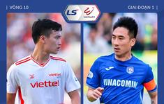 TRỰC TIẾP BÓNG ĐÁ CLB Viettel - Than Quảng Ninh: 19:185 ngày 16/4 (Vòng 10 LS V.League 1-2021)