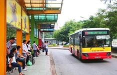 Doanh thu teo tóp của xe bus Hà Nội