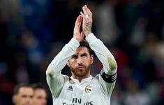 Sergio Ramos nói lời chia tay Real Madrid