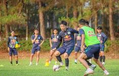 Cầu thủ HAGL thận trọng trước trận gặp CLB Hà Nội