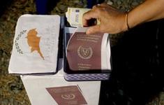 """Hơn 50% số """"hộ chiếu vàng"""" ở CH Cyprus được cấp trái phép"""