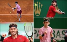 Andrey Rublev và Stefanos Tsitsipas vào chung kết Monte Carlo Masters 2021