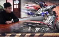 Tóm gọn nhóm đối tượng chuyên trộm cắp xe máy ở Tuyên Quang