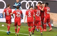 Wolfsburg 2-3 Bayern Munich: Củng cố ngôi đầu