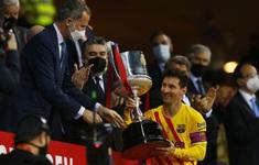 Hạ Athletic Bilbao, Barcelona giành chức vô địch Cúp Nhà Vua