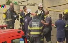 Hỏa hoạn tại bệnh viện công lớn nhất Nam Phi