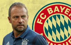 Bayern Munich nhận tin sốc từ HLV Hansi Flick