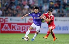 Lịch thi đấu và trực tiếp vòng 10 V.League 2021 ngày 18/4: Trận cầu tâm điểm Hoàng Anh Gia Lai - CLB Hà Nội