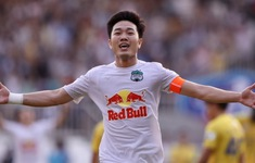 Hoàng Anh Gia Lai 1-0 CLB Hà Nội: Xuân Trường lập công, HAGL vững ngôi đầu V.League 2021!