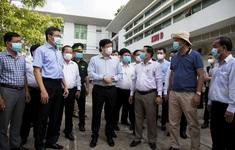 Kiểm tra công tác phòng chống COVID-19 tại Kiên giang