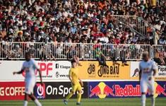 Vòng 10 V.League 2021: Sự bùng nổ của bóng đá