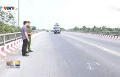 Hậu Giang- không có chuyện cảnh sát giao thông bỏ mặc nạn nhân sau tai nạn