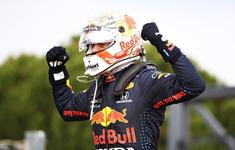 Max Verstappen về nhất tại GP Emilia - Romagna