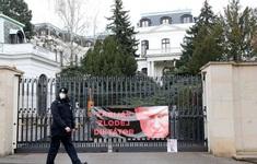 Nga trục xuất 20 nhân viên ngoại giao Czech