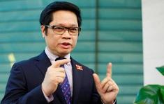 """Chủ tịch VCCI Vũ Tiến Lộc: """"Những việc dễ chúng ta đều đã làm"""""""
